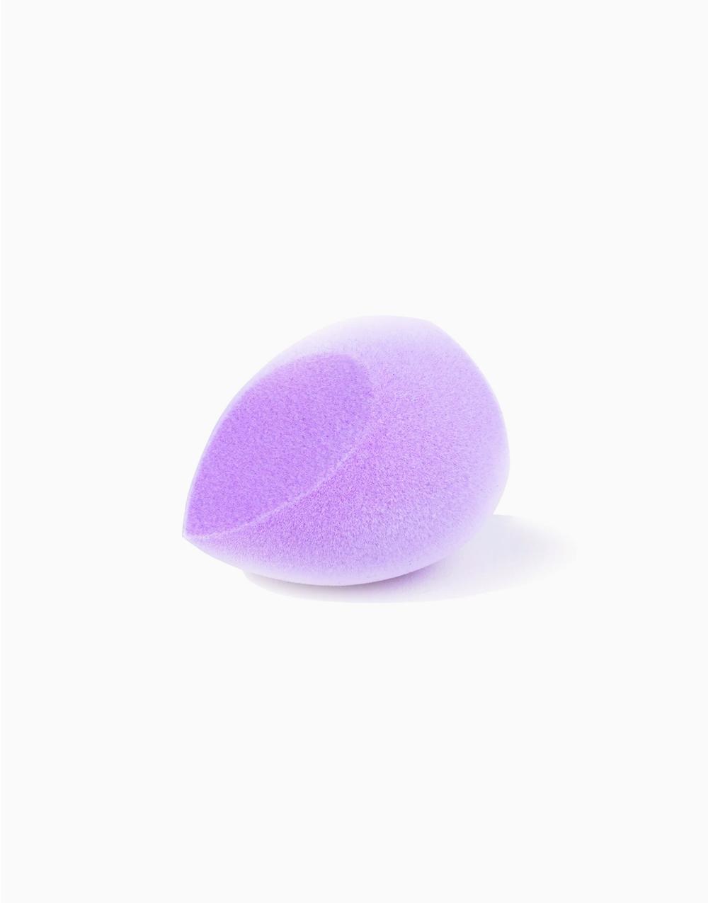 Microfiber Velvet Sponge in Lavender by Juno & Co