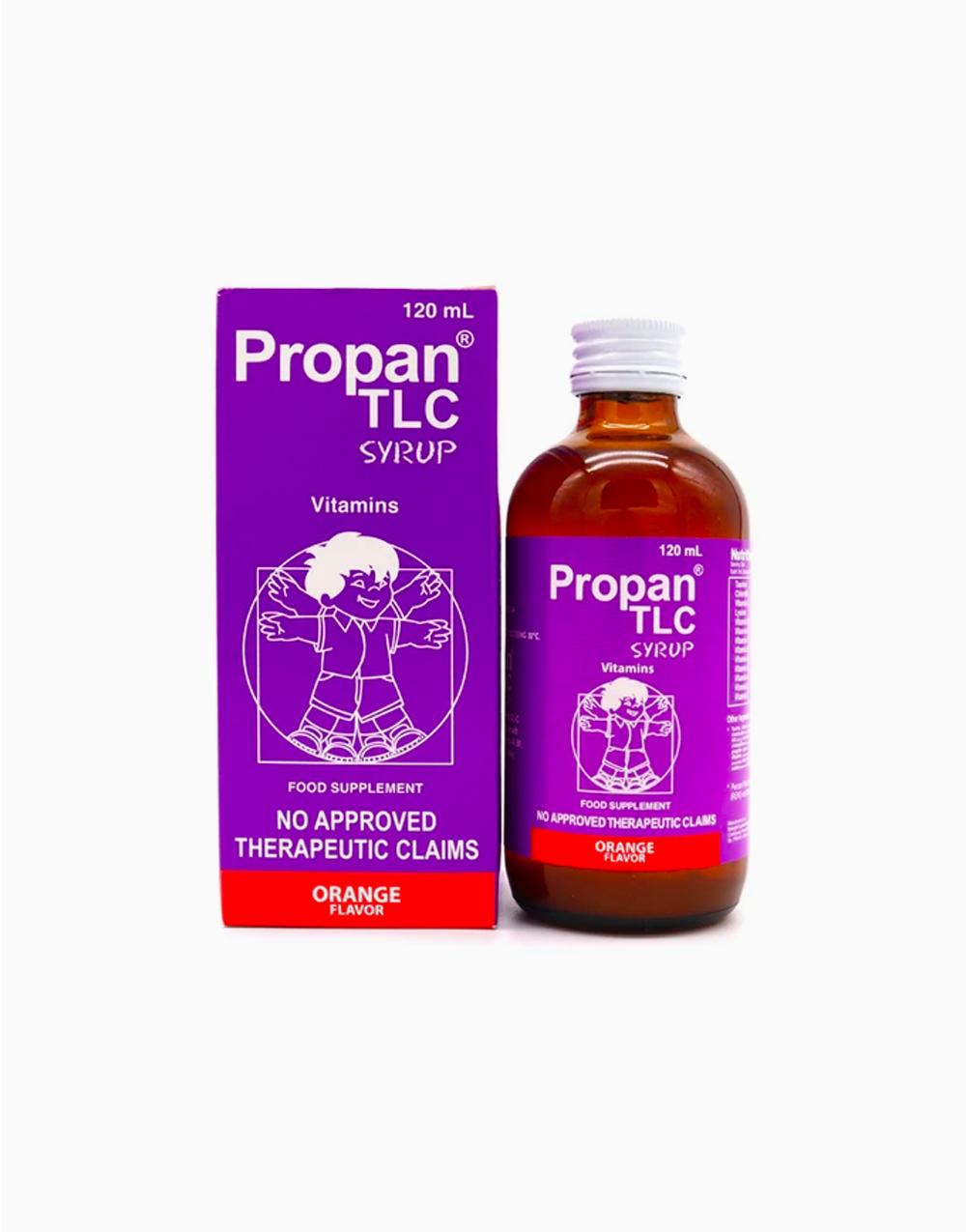 Propan TLC Syrup (120ml) by Propan TLC
