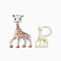Vulli sophie the giraffe award set %28two teethers in each set%29