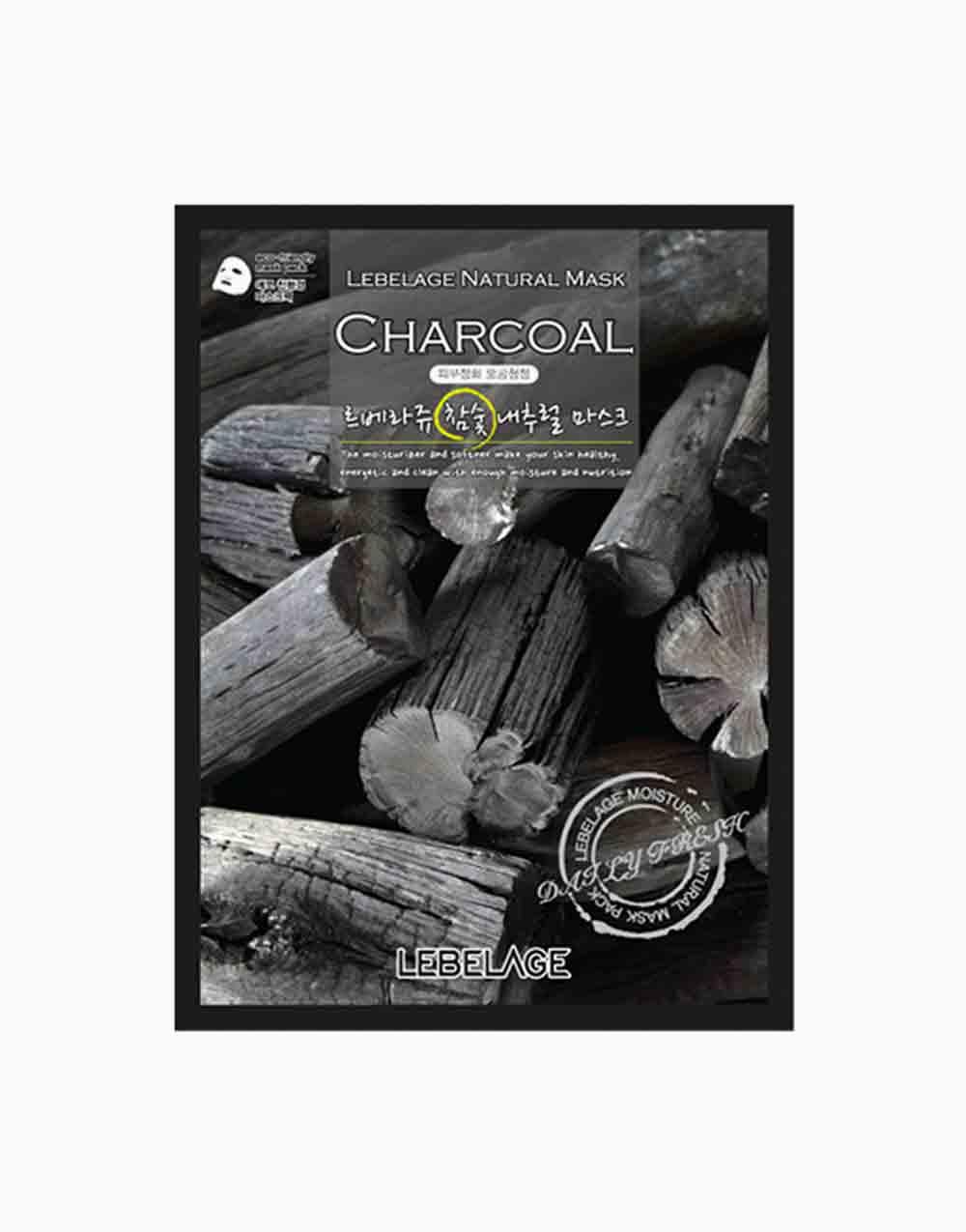 Charcoal Mask Sheet by Lebelage