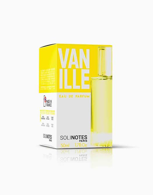 Vanille EDP Spray (50ml) by Solinotes