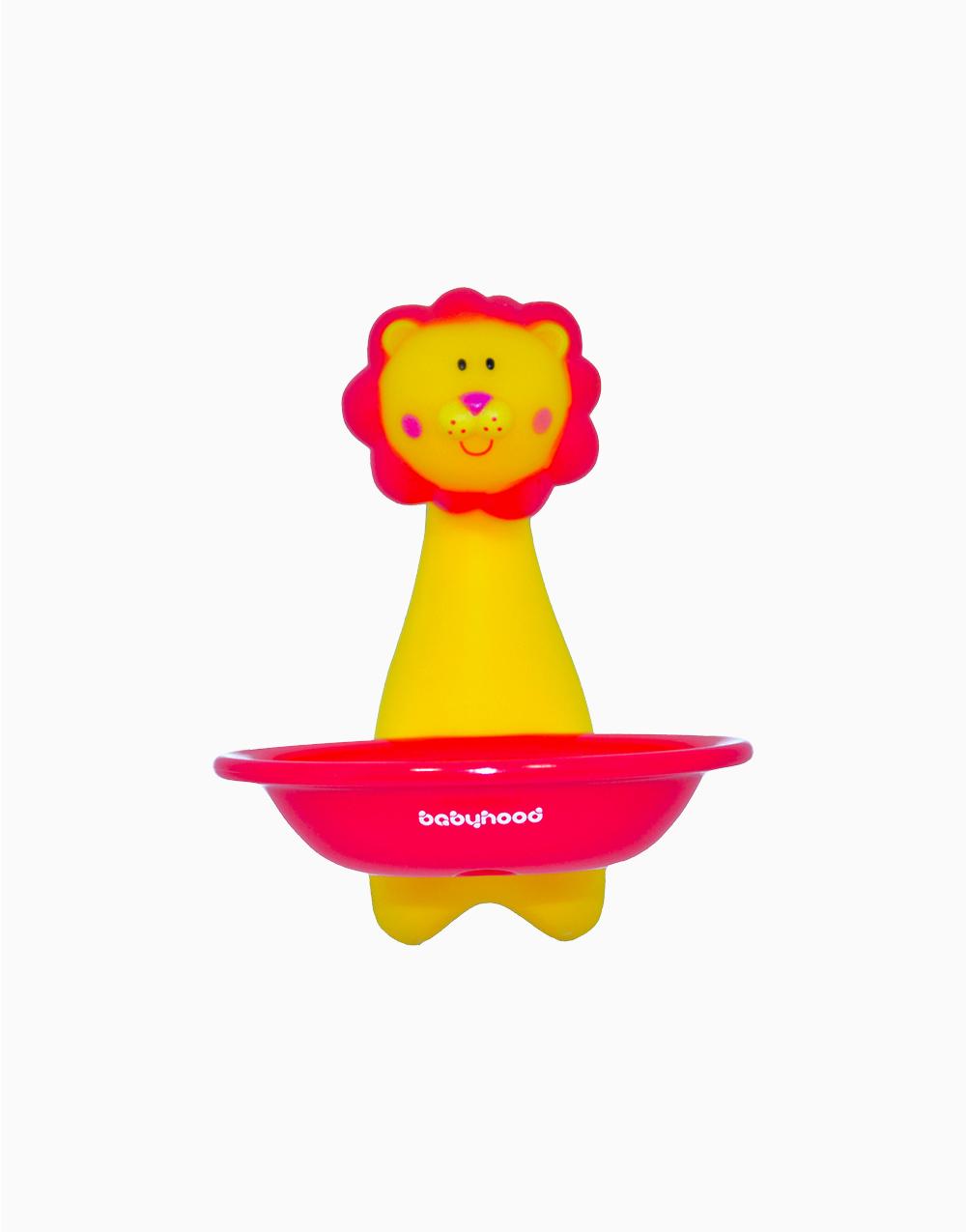 Lion Animal Soap Dish by Babyhood