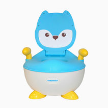 Babyhood fox potty