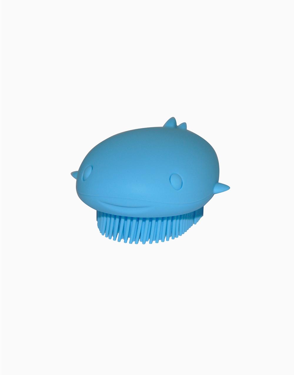 Whale Bathing Brush by Babyhood | Blue