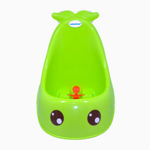 Babyhood whale urinal stand green