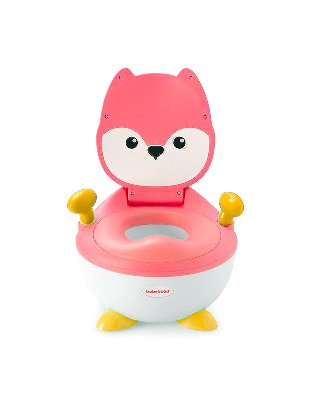 FoxPotty by Babyhood | Pink