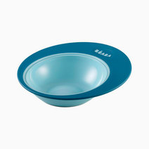 Beaba ellipse plate blue