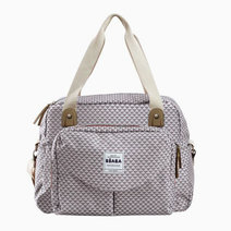 Beaba geneva bag  play print grey