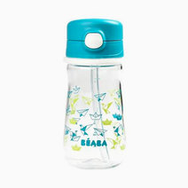 Beaba straw cup 350ml  blue