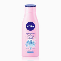 Nivea body healthy glow cooling uv lotion 200ml