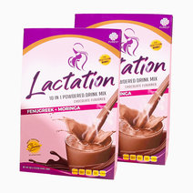 Lactation 10 in 1 Chocolate (2 Pack) by Lactation Purest