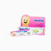 Sansfluo teething gel