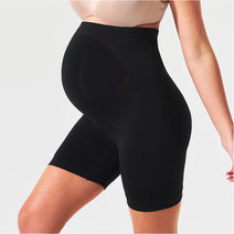 Maternity Support Girlshorts (Black) by Blanqi