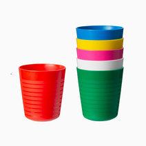 KALAS Tumbler Multicolor (6) by Ikea