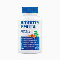 Adult Formula Daily Gummy Multivitamin (180 Gummies) by Smarty Pants