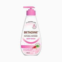 Natural Defense Body Wash Pomegranate (500ml) by Betadine®