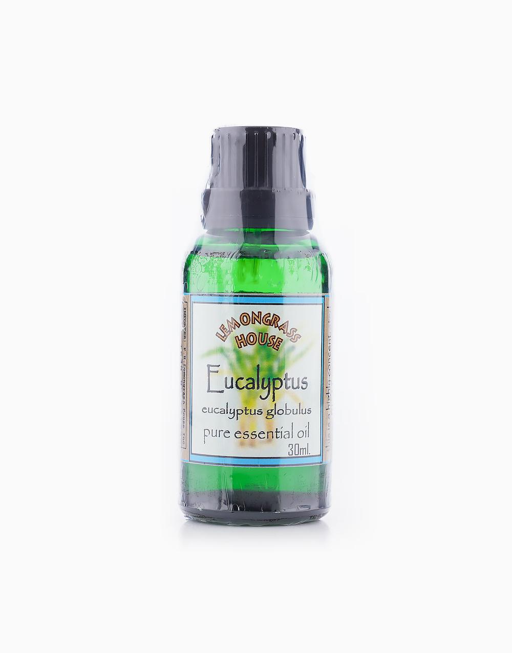 Eucalyptus Essential Oil (30ml) by Lemongrass House