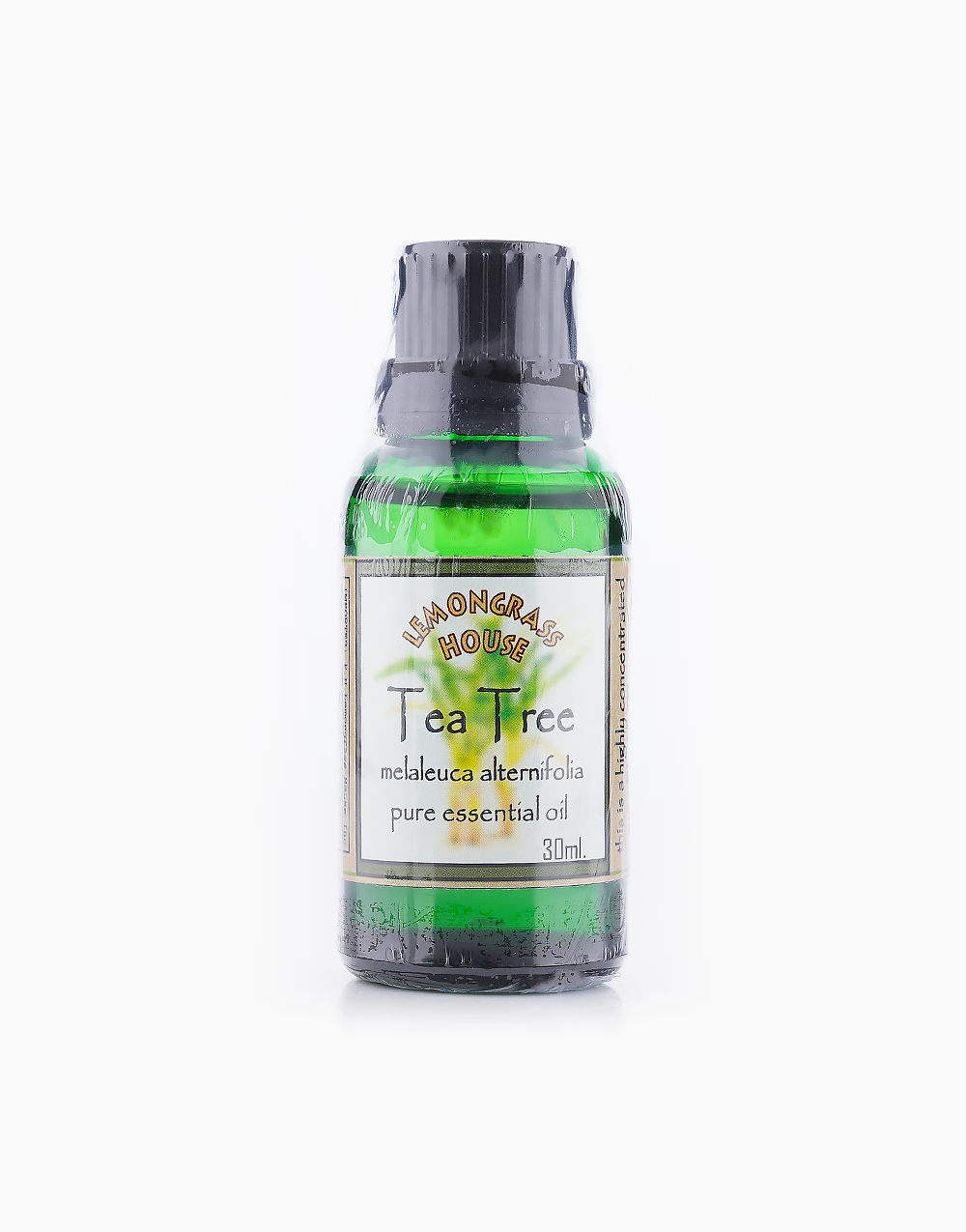 Tea Tree Essential Oil (30ml) by Lemongrass House