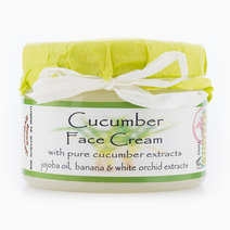 Cucumber Face Cream (150g) by Lemongrass House