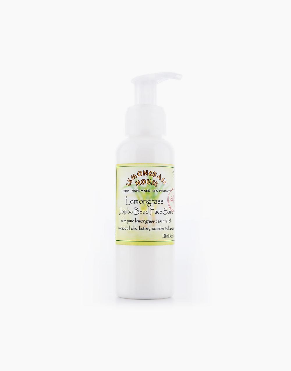Lemongrass Face Scrub (120ml) by Lemongrass House