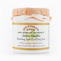 Jasmine Moisturising Jojoba Bead Body Scrub (300g) by Lemongrass House