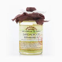 Sandalwood Massage Oil (120ml) by Lemongrass House