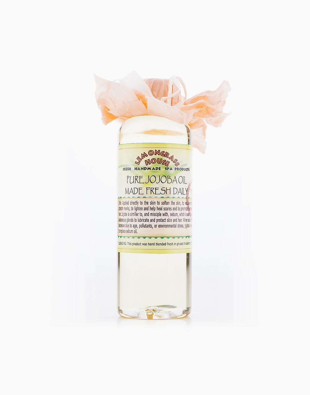 Pure Jojoba Oil (250ml) by Lemongrass House