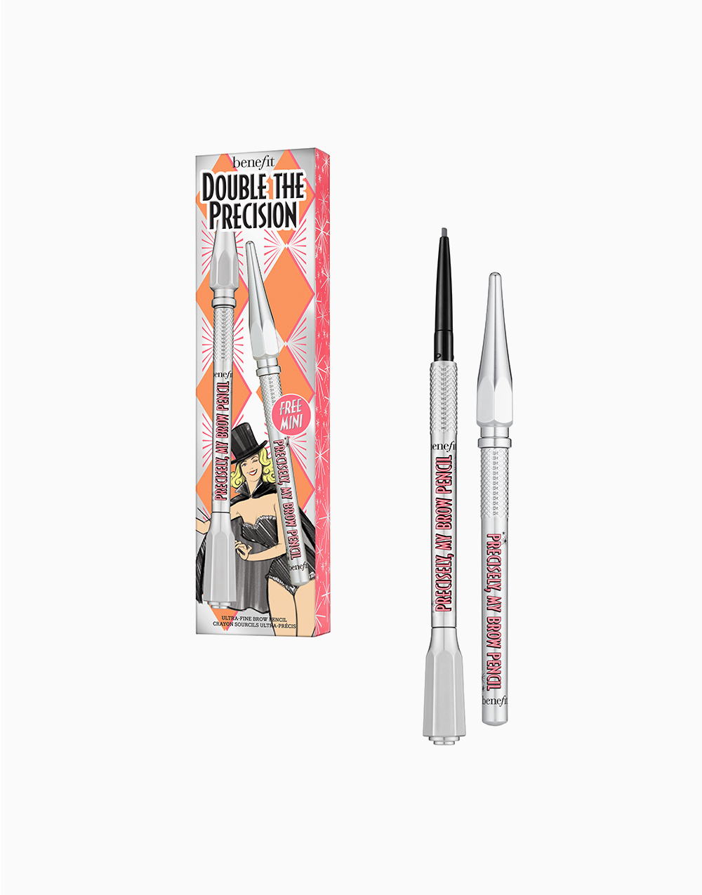 Double the Precision by Benefit | Cool Grey