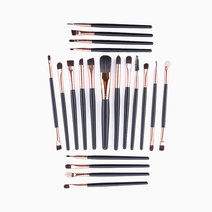 20-Piece Brush Set by Honest Tools