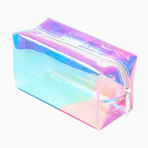Holographic Makeup Pouch by Honest Tools