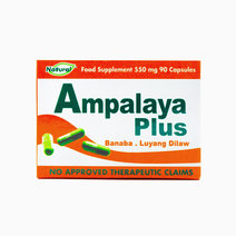 Ampalaya plus %28550mg  90 capsules%29
