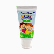 Sansfluo kids toothpaste honey dew vanilla 2