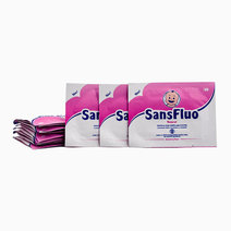 SansFluo Natural Tooth & Gum Wipes by Sansfluo