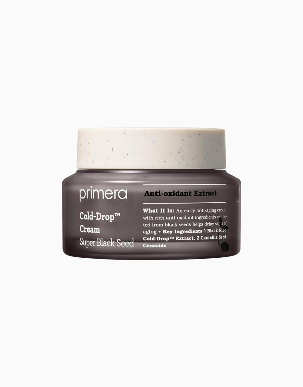 Super Black Seed Cold Drop Cream (50ml) by Primera