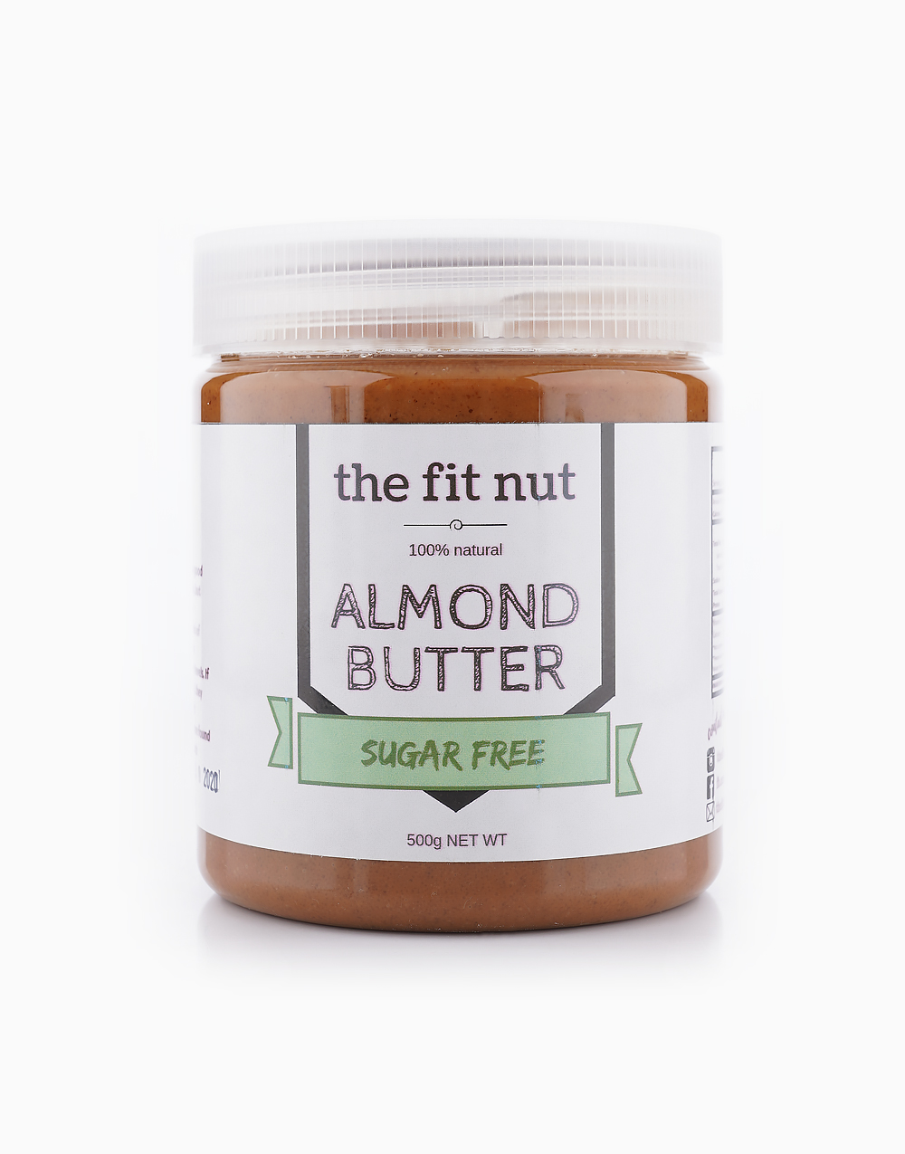 Sugar-Free Almond Butter (500g) by The Fit Nut PH