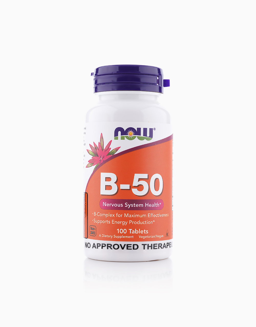 B-50 (100 Tablets) by NOW