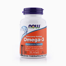 Omega 3 (100s) by NOW