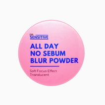 All Day No Sebum Blur Powder by Dr. Sensitive