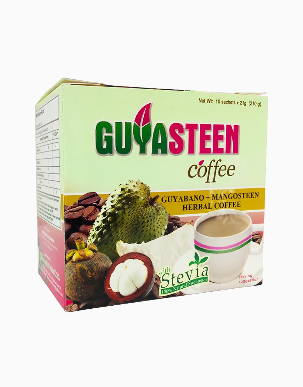 Guyasteen Coffee (10 Sachets) by Guyasteen