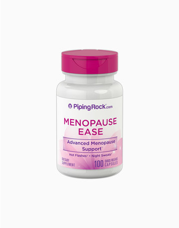 Menopause Ease (100 Capsules) by Piping Rock