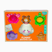 Funny Bathing Cup Bath Toys (6628) by BathFun