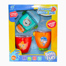 Water Pail Bath Toys (9013) by BathFun