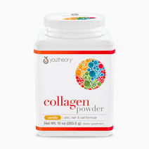 Youtheory collagen powder for hair  skin  nails %2836 days%29 np