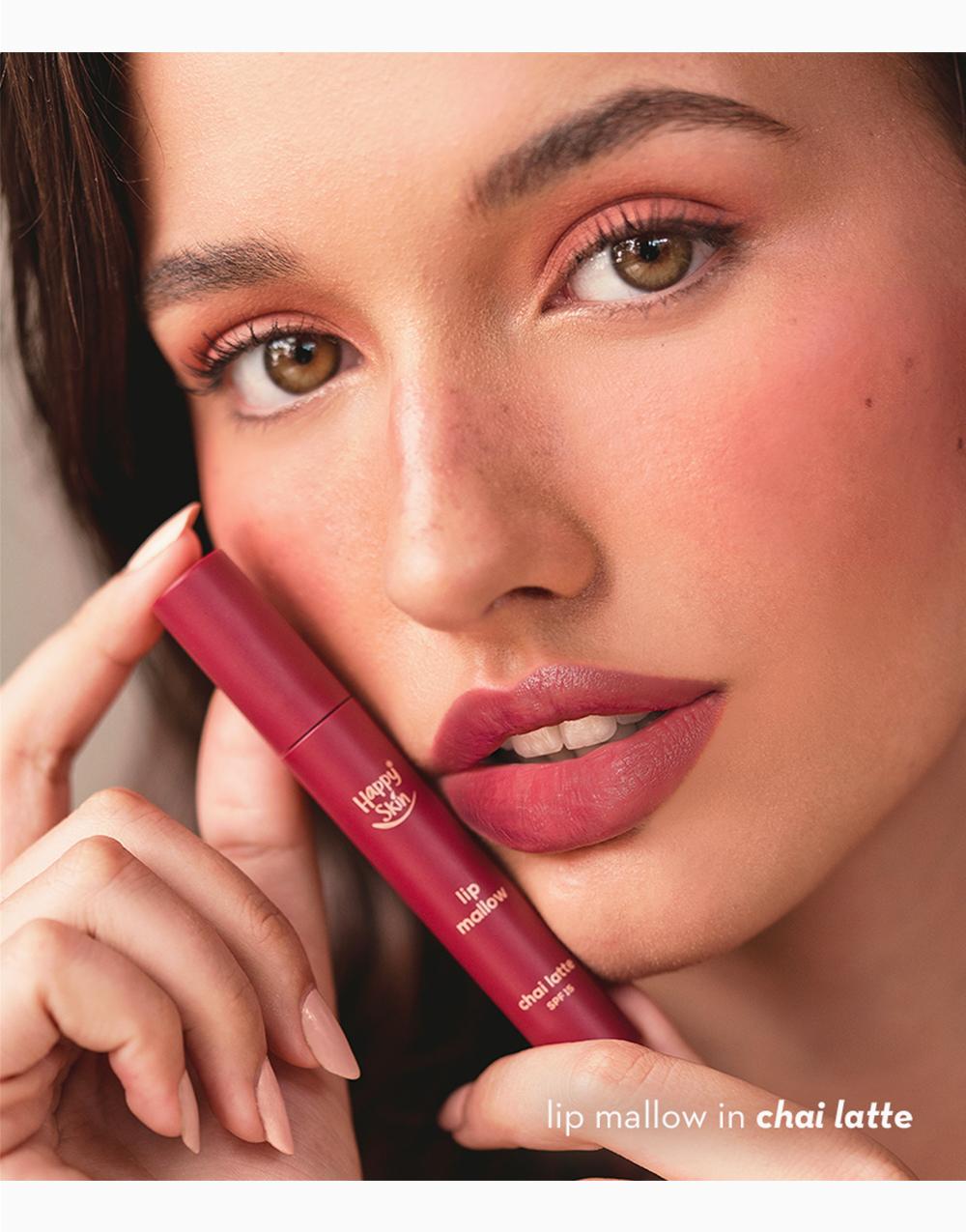 Lip Mallow Mousse by Happy Skin | Chai Latte