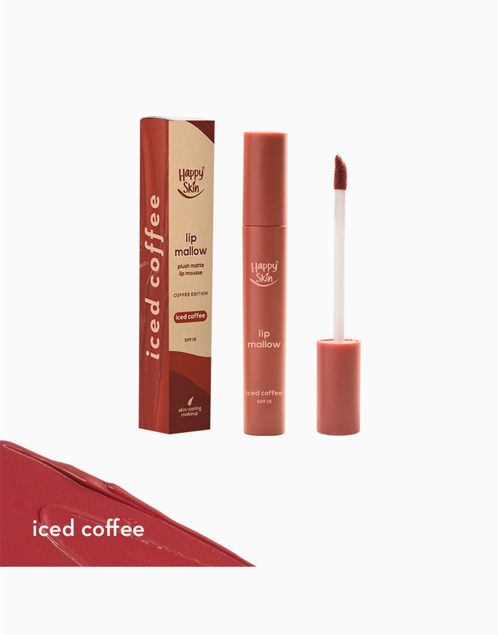 Lip Mallow Mousse by Happy Skin | Iced Coffee
