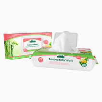 Aleva 72ct sensitive pack wipes