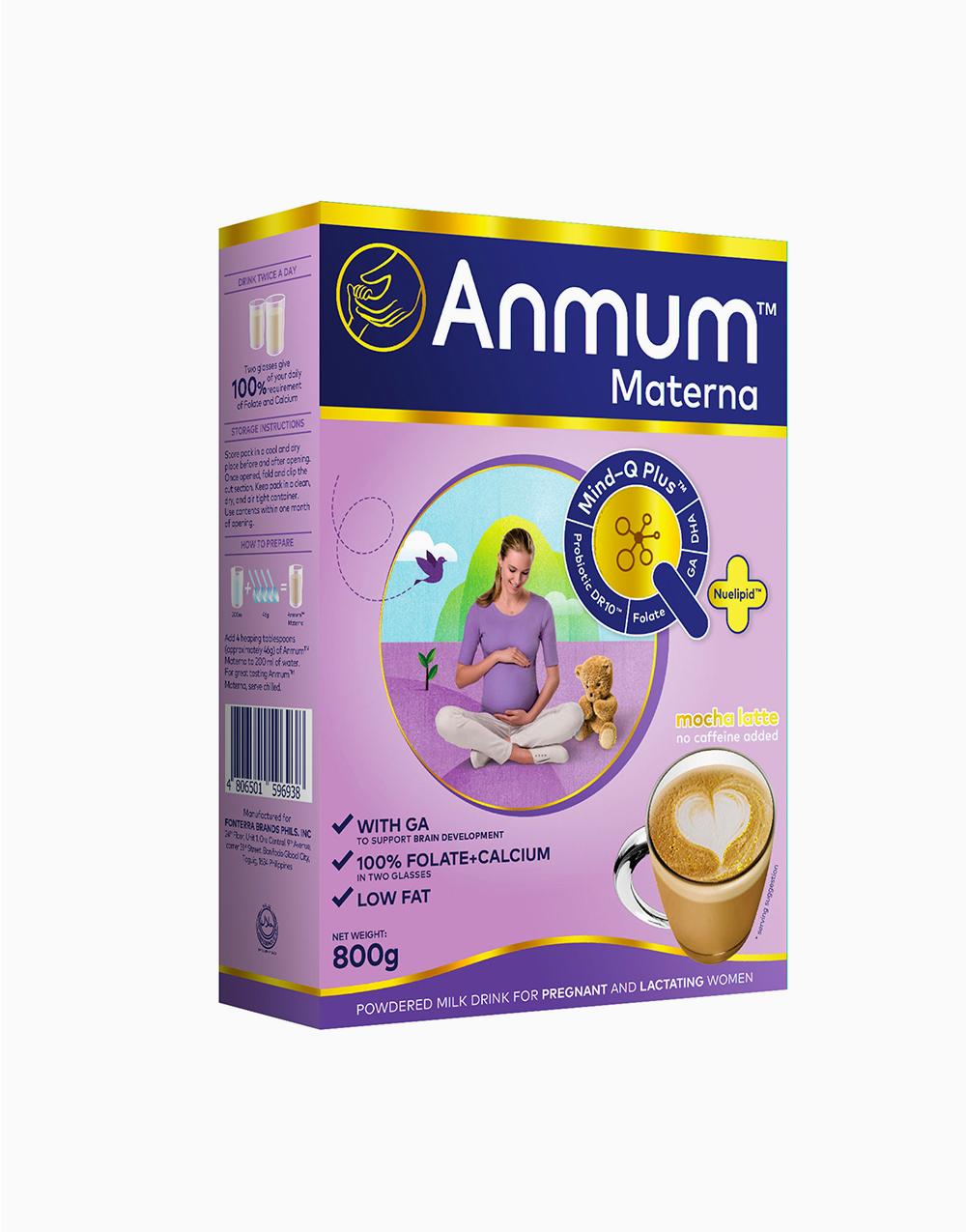 Anmum Materna Mocha Latte (800g) by Anmum