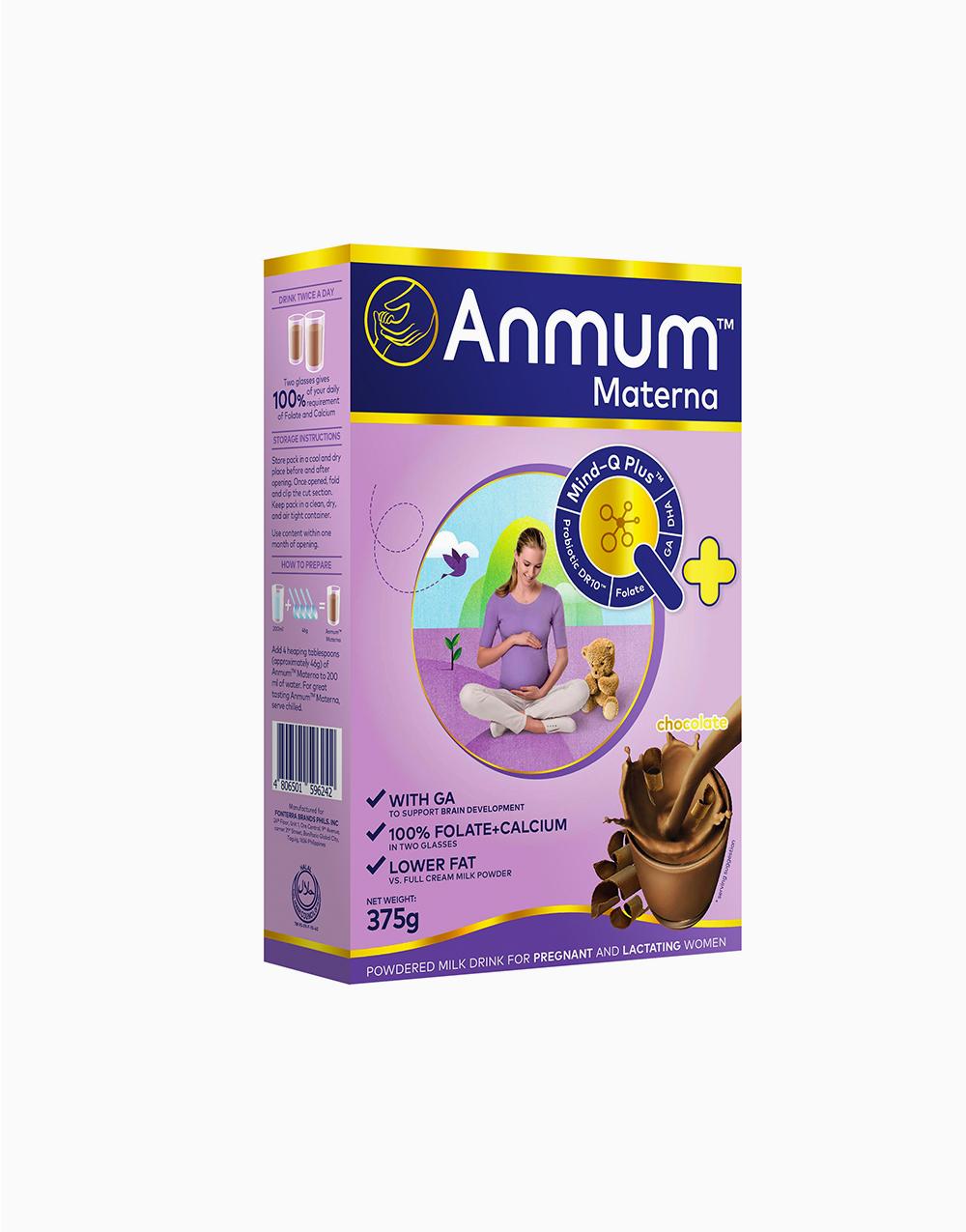 Anmum Materna Chocolate (375g) by Anmum