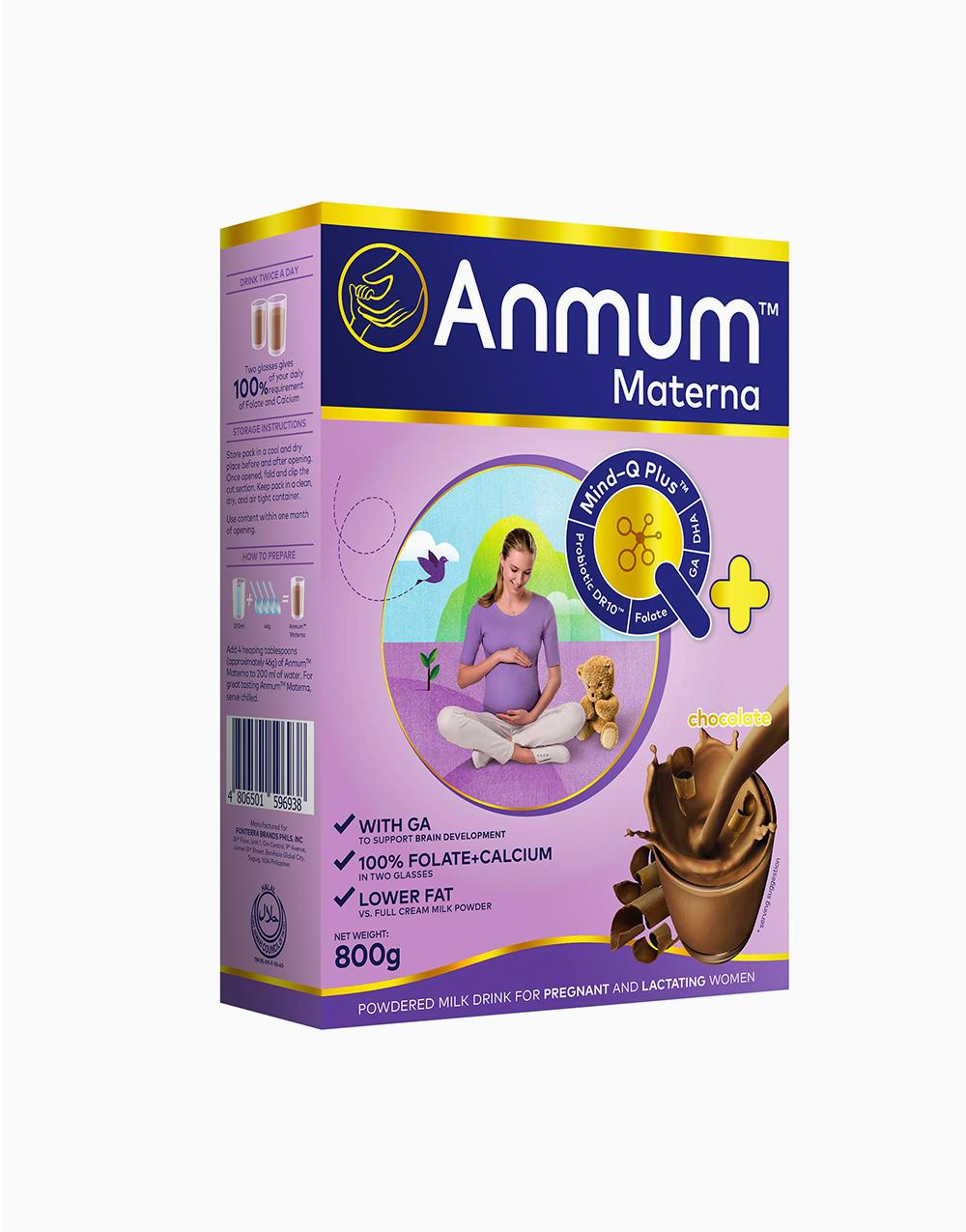 Anmum Materna Chocolate (800g) by Anmum