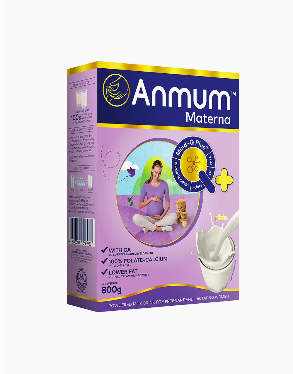 Anmum Materna Plain (800g) by Anmum